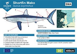Shortfin Mako Pocket Guide (pdf)