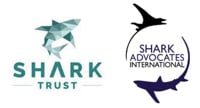Logos: Shark Trust & Shark Advocates International