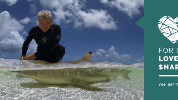 Paul Rose - Guest Speaker at the For the Love of Sharks event 2020