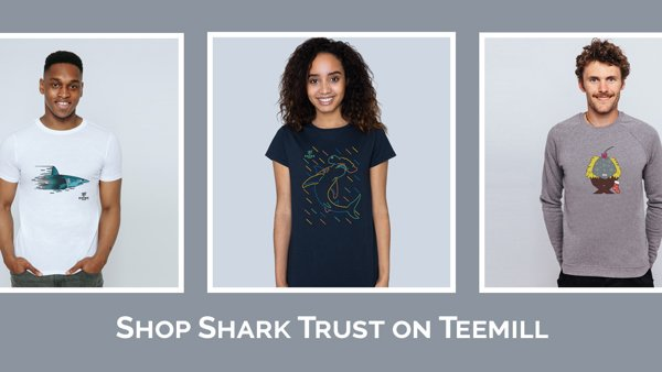 Shop Shark Trust on Teemill