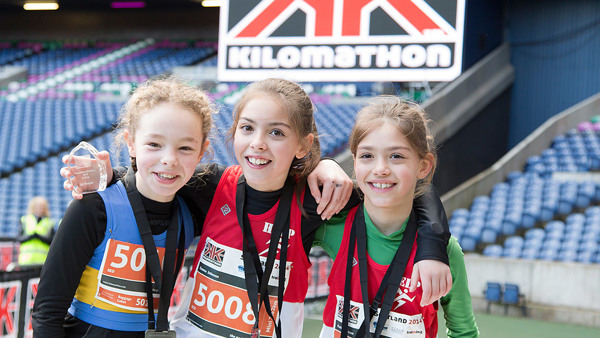 Kilomarathon Scotland Mini